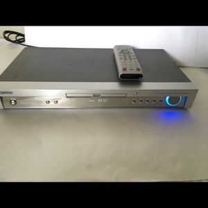Samsung Accents - Samsung DVD-HD931 DVD Player  with remote